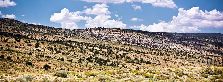 Arizona Photograph - Arizona Hills by Ryan Kelly