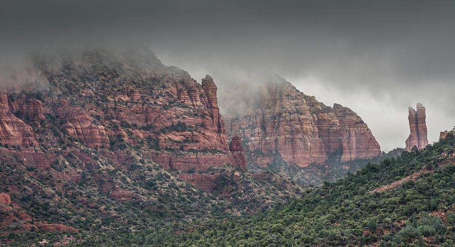Southwest Ridge Photograph
