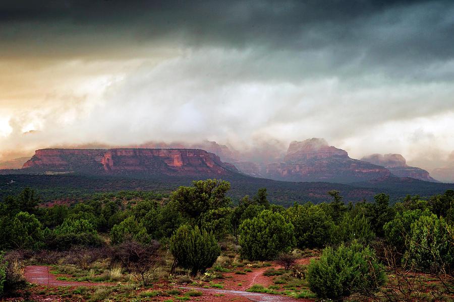 Arizona Skies by Ron McGinnis