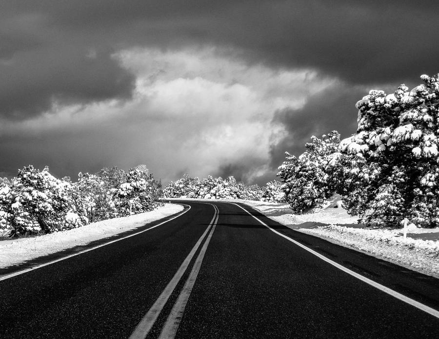 Arizona Snow Photograph by Gregory Daley  MPSA