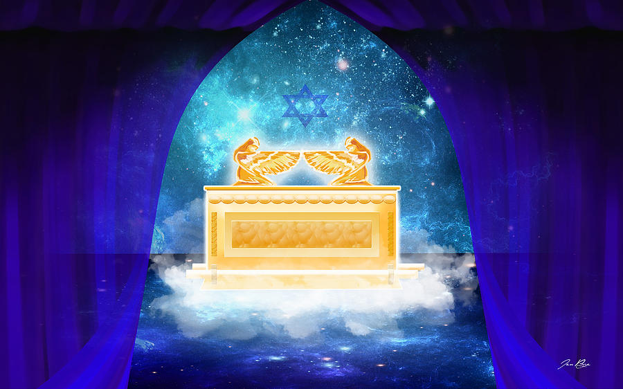 Ark Of The Covenant Painting By Jennifer Page
