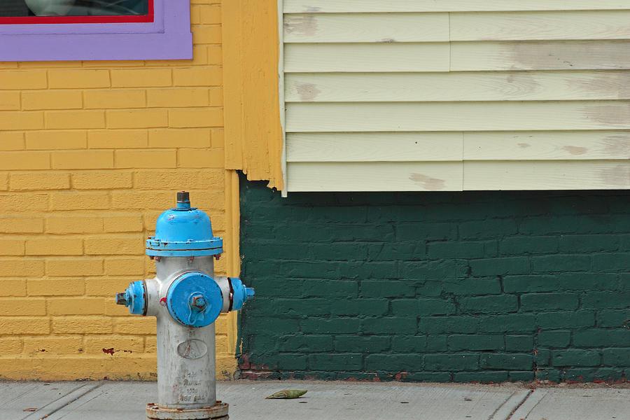 Massachusetts Photograph - Arlington Hydrant by Art Ferrier