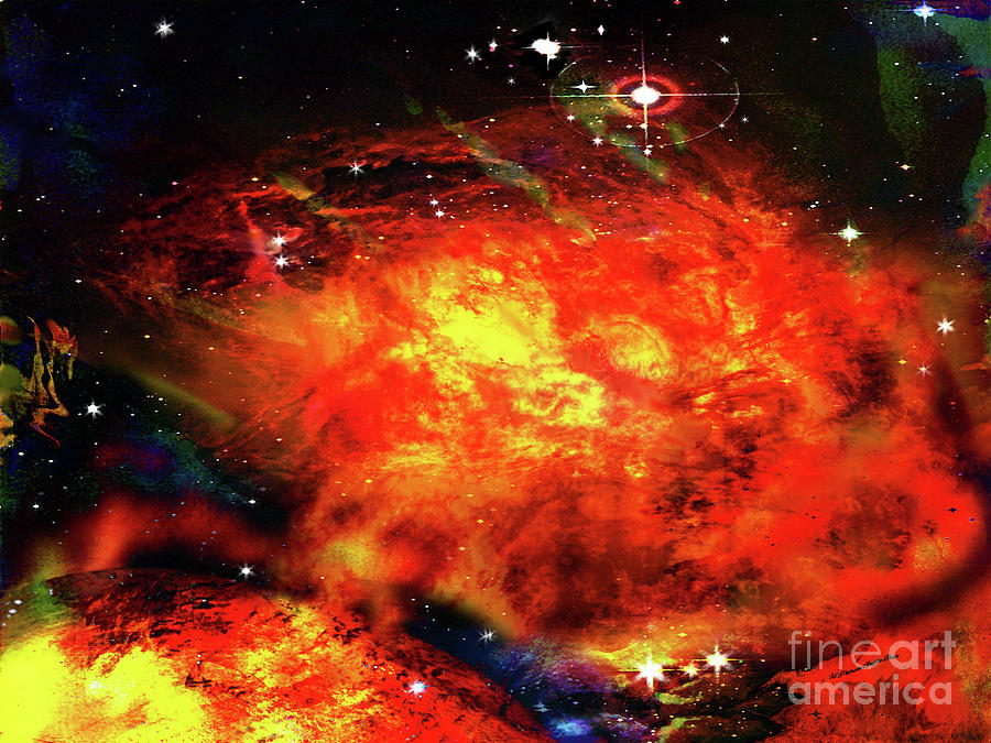 Armageddon by Patricia Griffin Brett