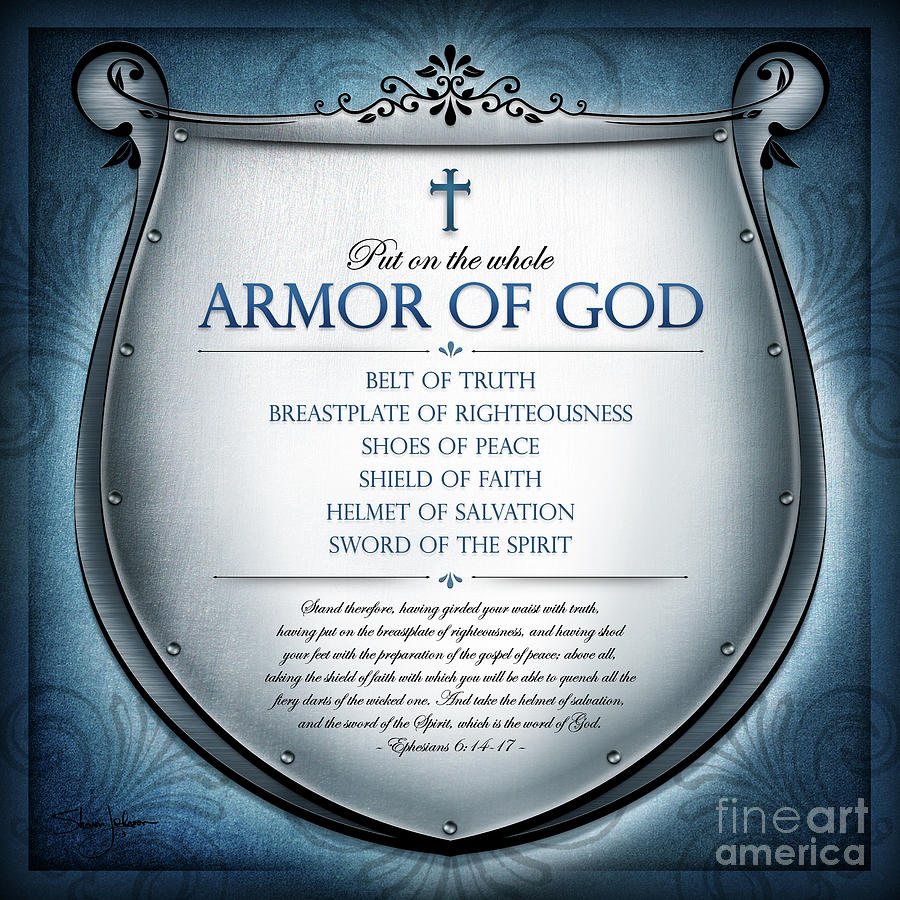 Armor of God by Shevon Johnson