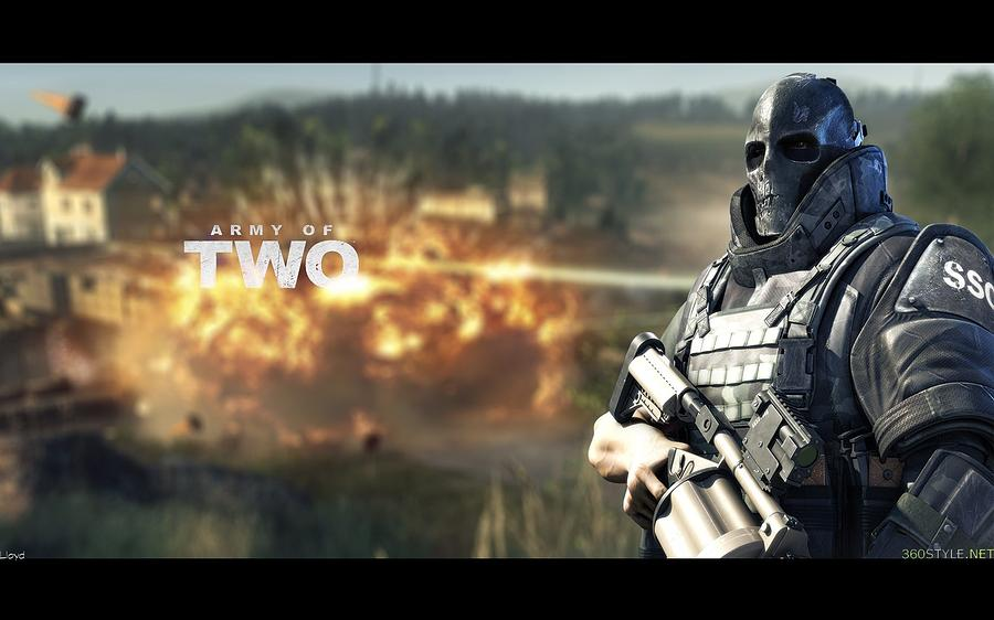 Army Of Two Digital Art - Army Of Two by Dorothy Binder