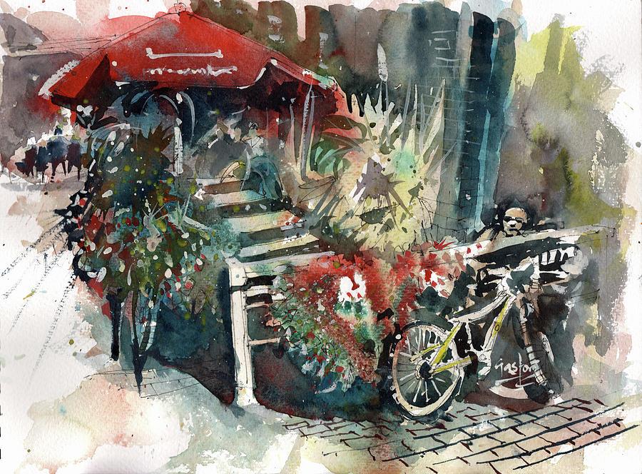 Around the Market by Gaston McKenzie