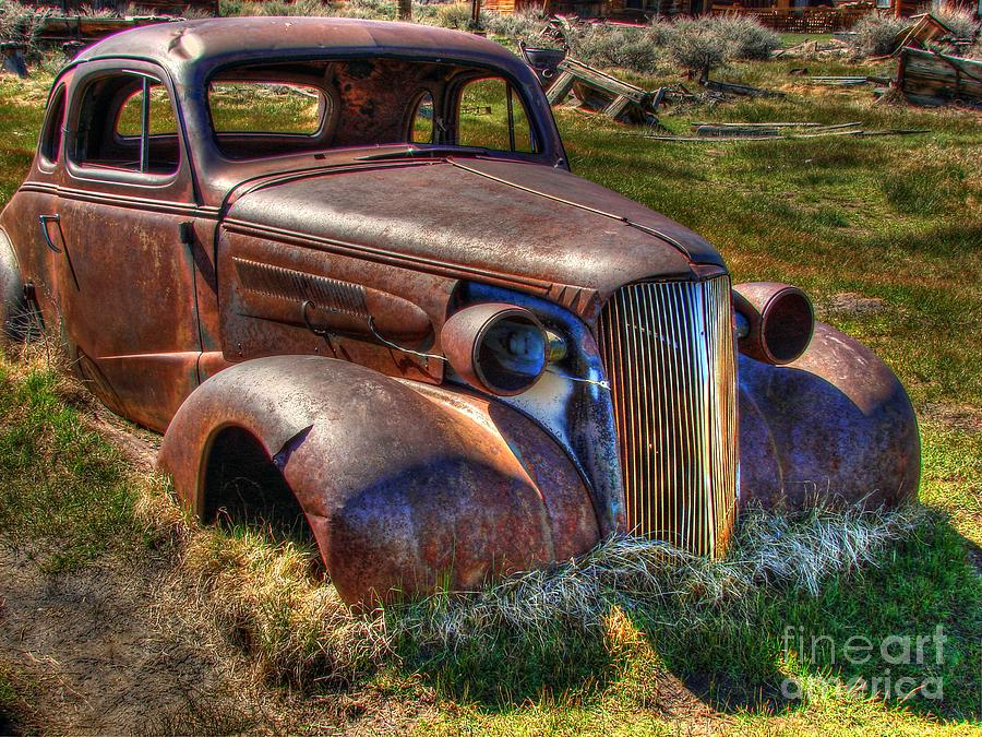 Bodie State Historic Park Photograph - Arrested Decay by Scott McGuire