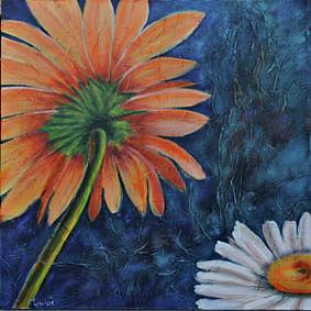 Arrogance Painting by Lesuisse Viviane