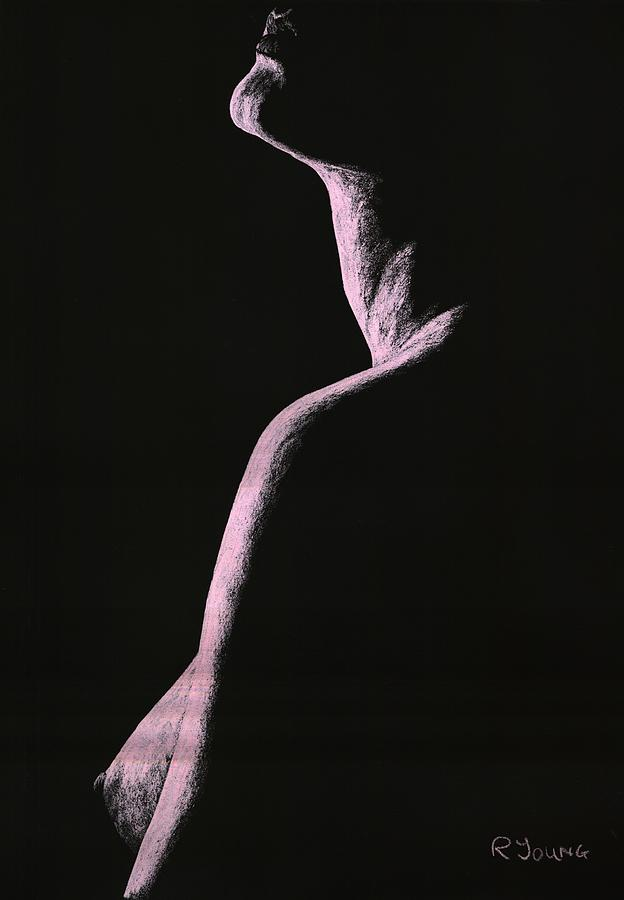 Nude Pastel - Arrogance by Richard Young