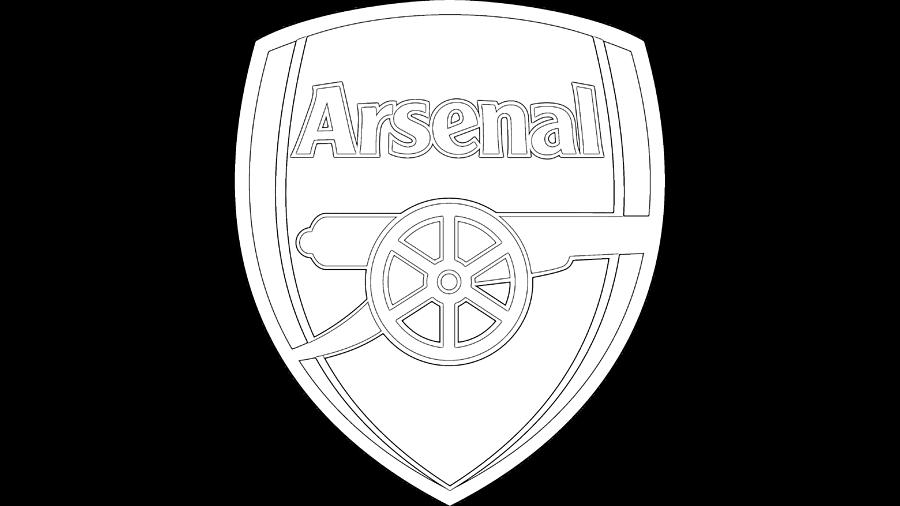 Arsenal F C Digital Art By Lora Battle
