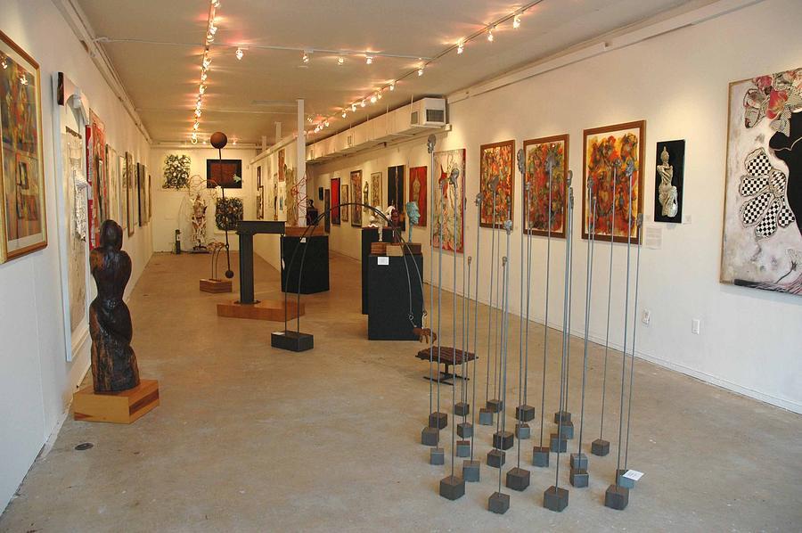 Art Basel Miami Painting - Art Basel Miami by UnZipped Gallery