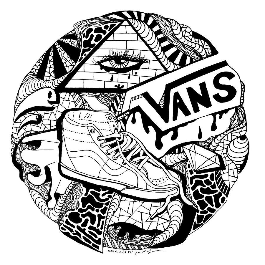 vans circle