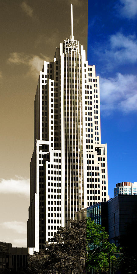 Art Deco NBC Tower by Patrick Malon