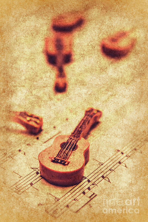 Vintage Photograph - Art Of Classical Rock by Jorgo Photography - Wall Art Gallery