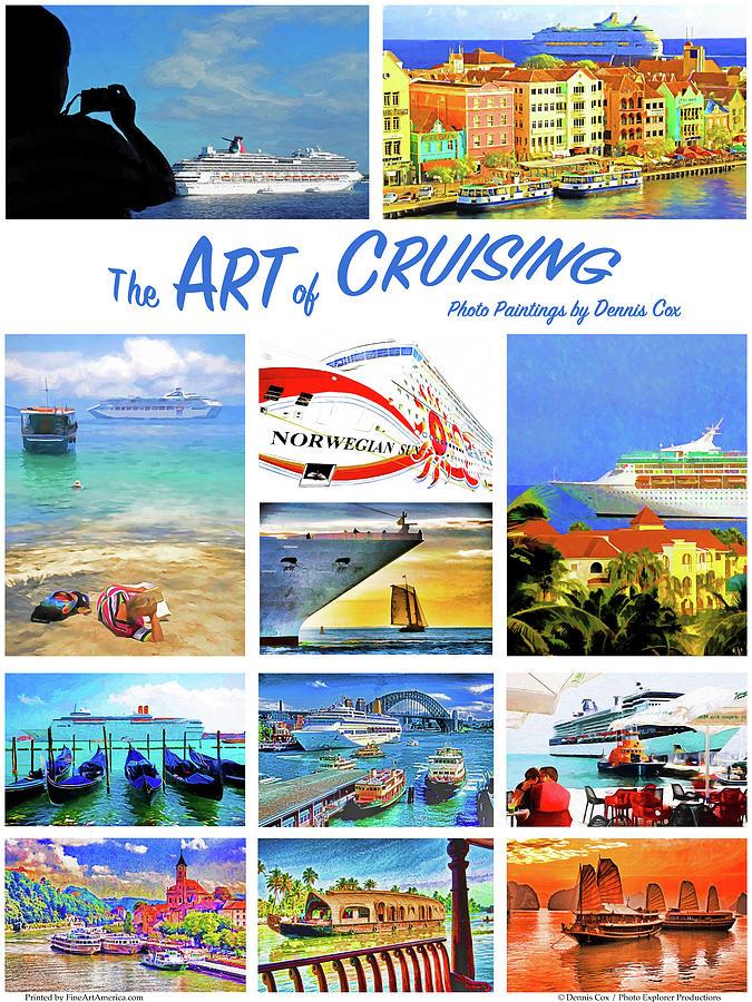 Art Of Cruising Poster Photograph