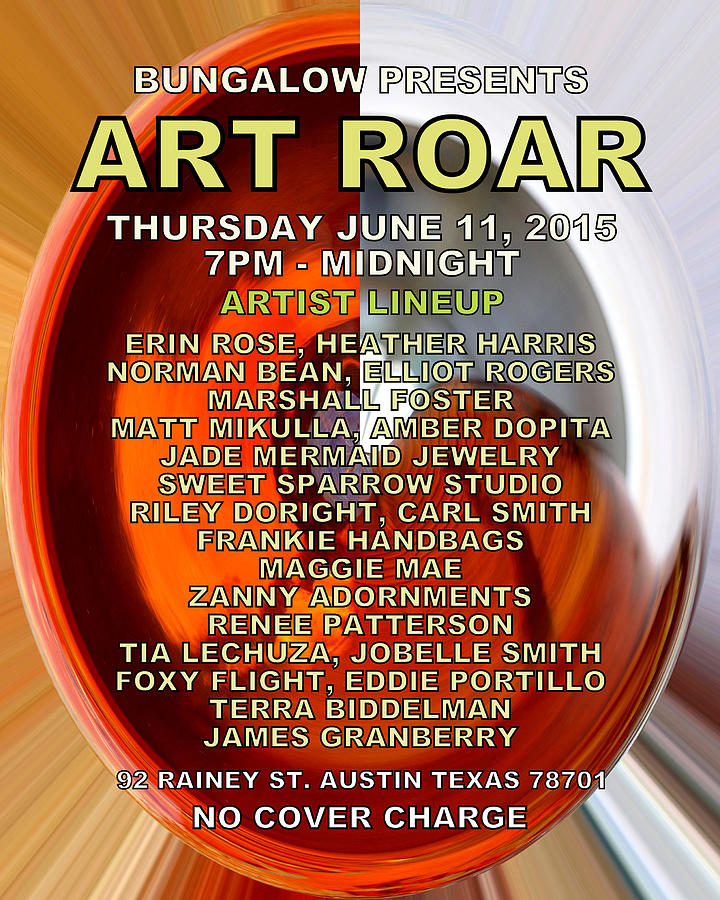 ART ROAR June 2015 by James Granberry