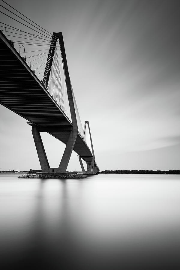 Arthur Ravenel Jr Bridge III by Ivo Kerssemakers