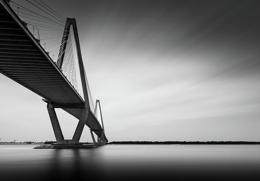 Arthur Ravenel Jr Bridge IV by Ivo Kerssemakers