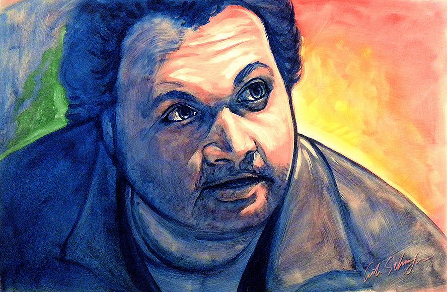 Artie Painting - Artie by Erik Schutzman