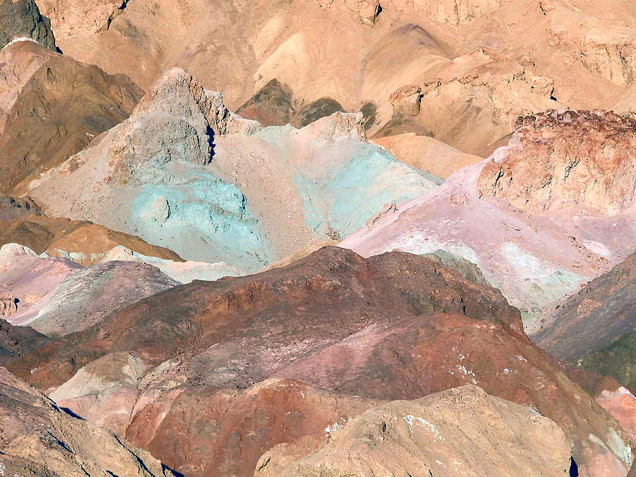 Nature Photograph - Artist Palette by William Thomas