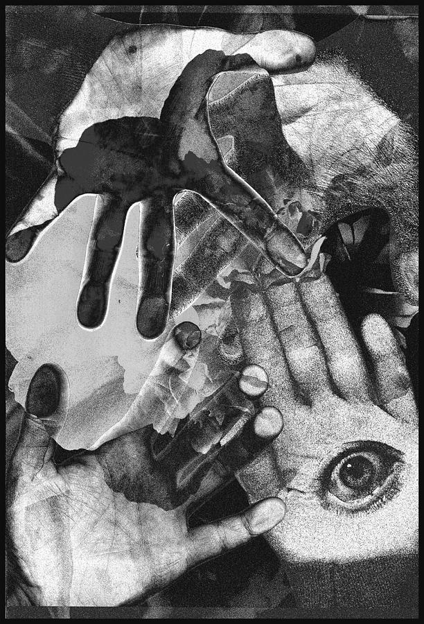 Artists Hands Photograph