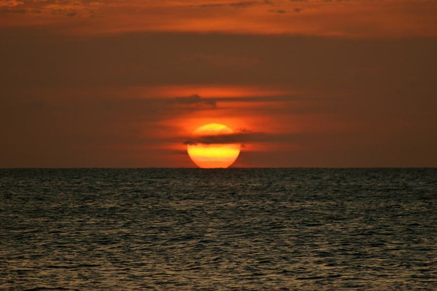 Aruba Photograph - Arubian Sunset by DJ Florek