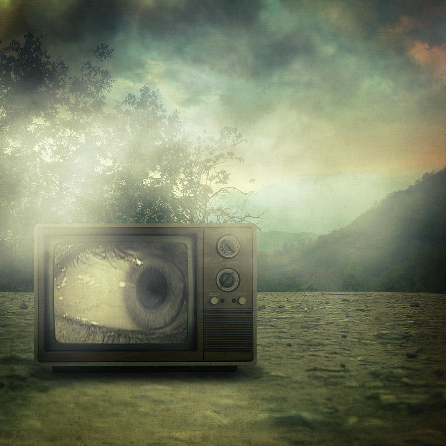 Surreal Photograph - As Seen On Tv by Zapista Zapista