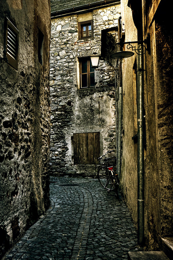 Ascona Photograph - Ascona by Joana Kruse