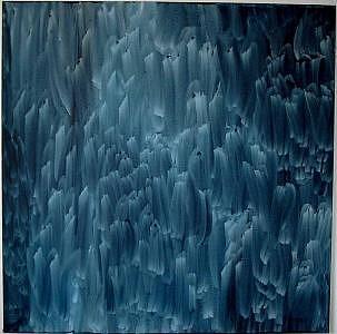 Asending Flow Painting by Charles De SanJuan