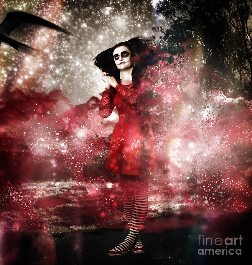 Fantasy Photograph - Ashes To Ashes And Dust To Dust by Jorgo Photography - Wall Art Gallery