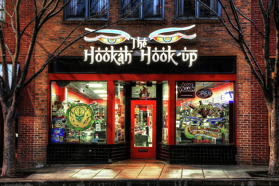 Find the perfect hookah bar stock photo