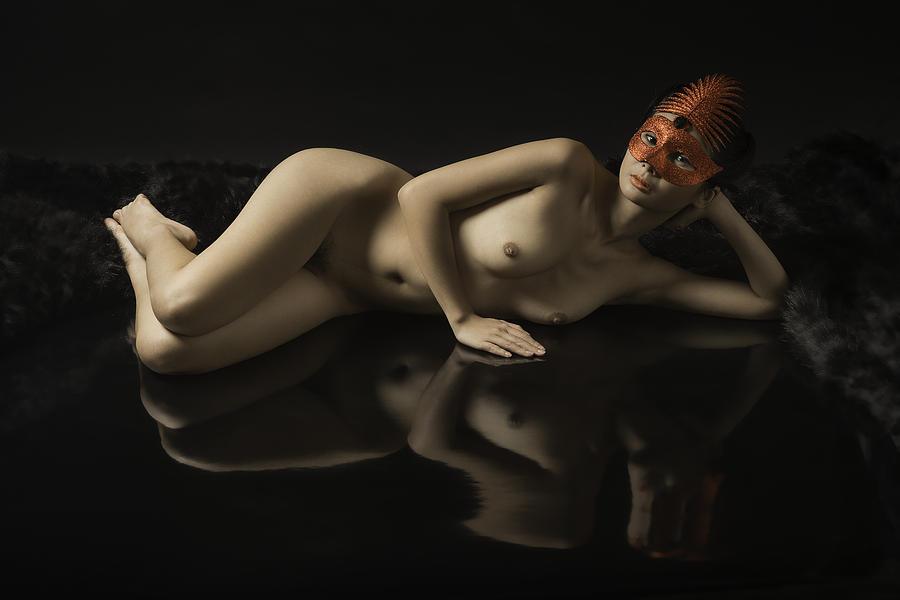 fine art asian nudes