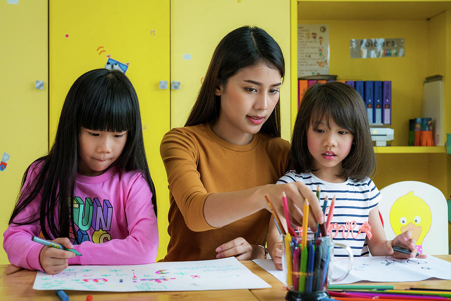 Image result for Kindergarten asian