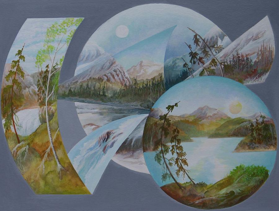 Aspects Of Nature Painting by Bob Craig