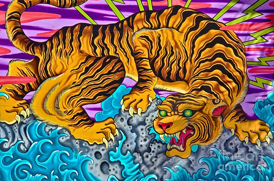 Asphalt Jungle by Ken Williams