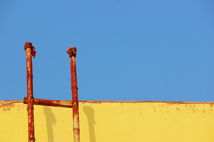 Minimal Photograph - Aspirations by Prakash Ghai