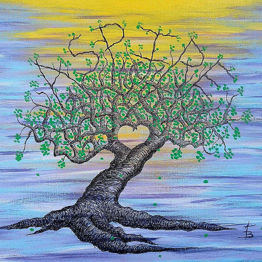 Aspire Love Tree by Aaron Bombalicki
