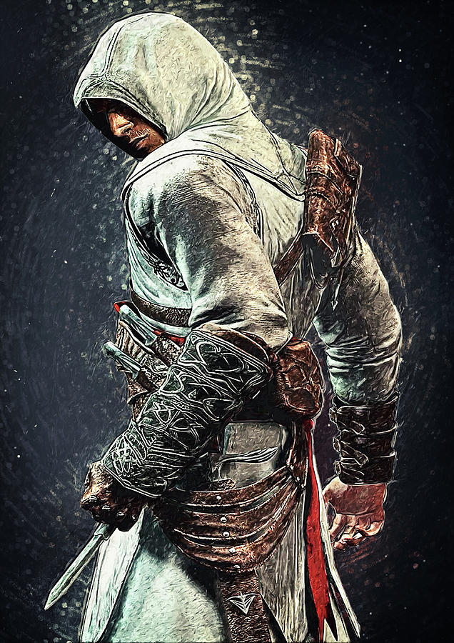 Assassin S Creed Altair Digital Art By Zapista Ou
