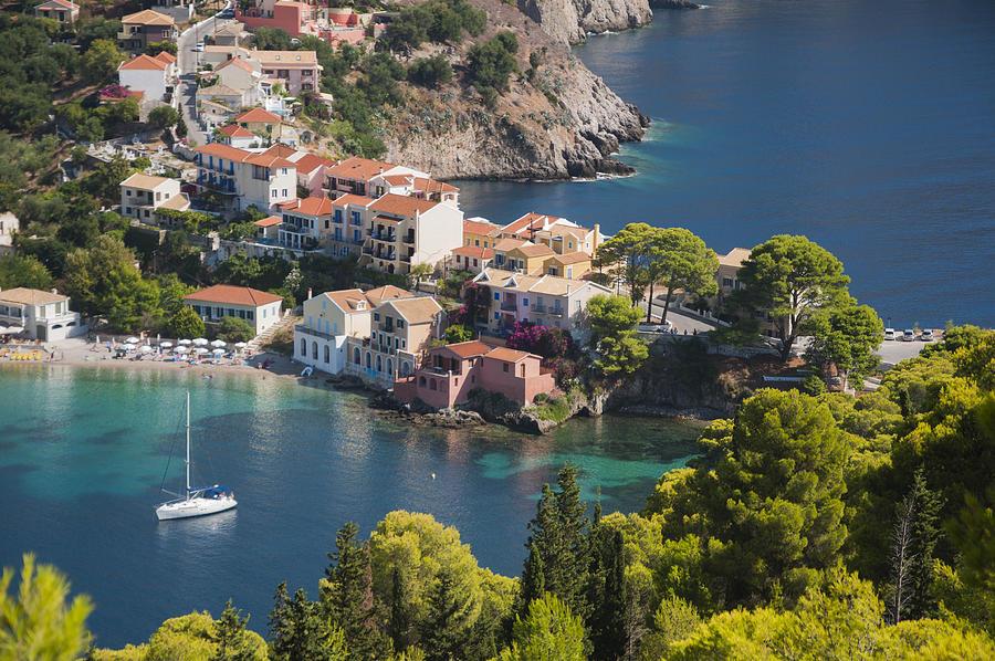 Assos In Greece by Rob Hemphill