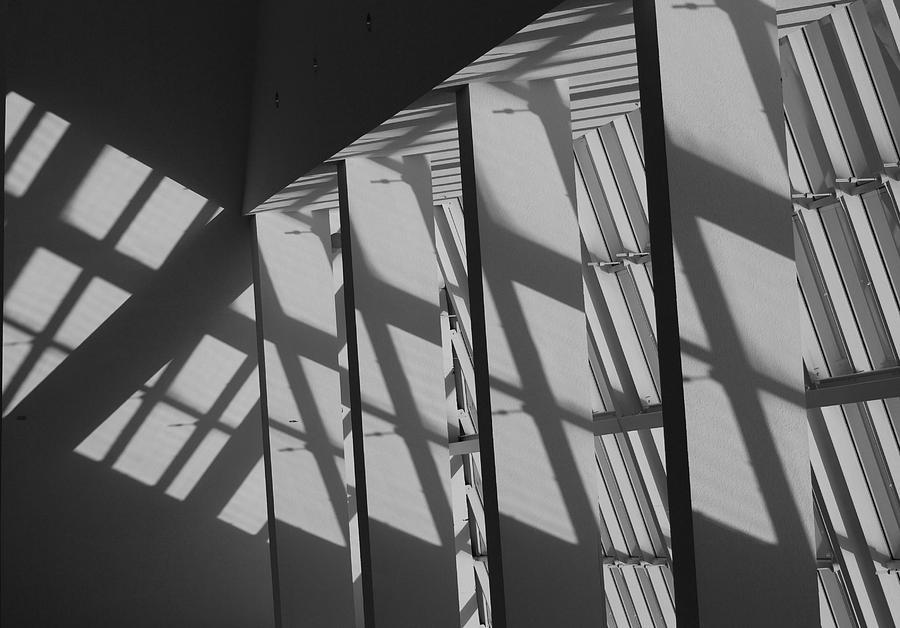 Shades Photograph - Asylum Windows by Rob Hans
