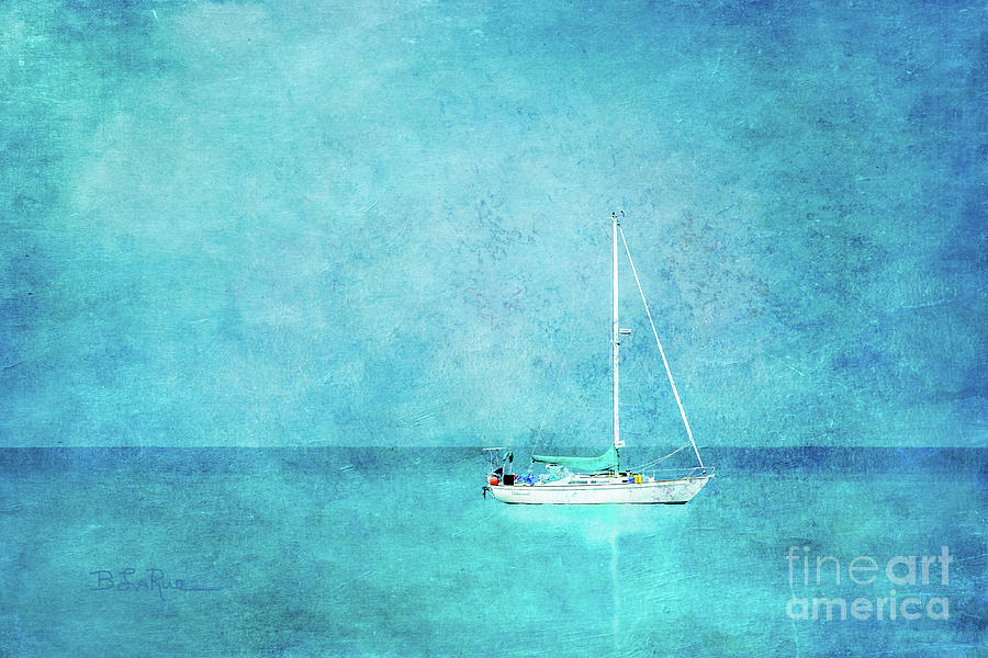 At Anchor by Betty LaRue