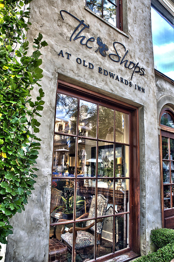 at Old Edwards Inn Photograph