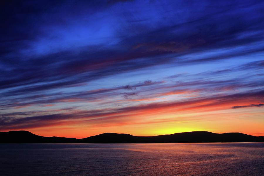 Ireland Photograph -  Closing Of The Day by Aidan Moran