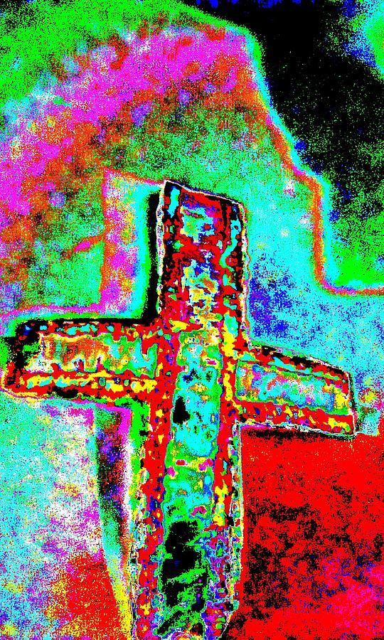 At The Cross Drawing