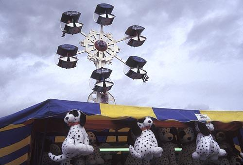 Fairs Photograph - At The Fair - No. 1 by Catherine Kelly