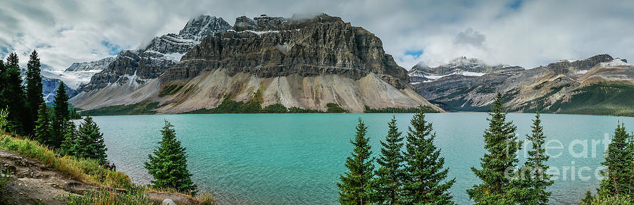 Athabasca River 1 by Patricia Gould