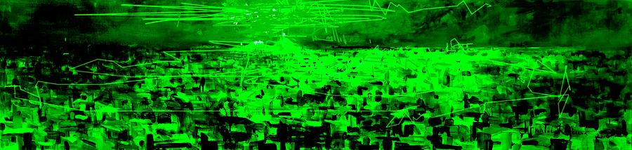 Athens Digital Art - Athens Is Dreaming 00013 by Jelena Ignjatovic