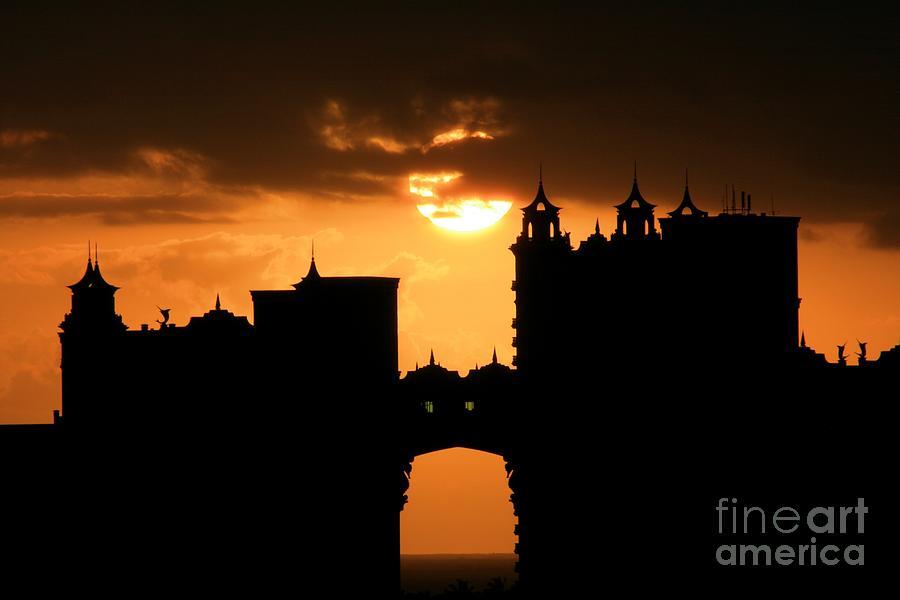 Atlantis Sunrise Photograph
