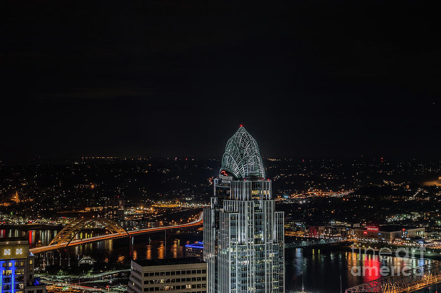 Atop of Cincinnati by Jason Finkelstein
