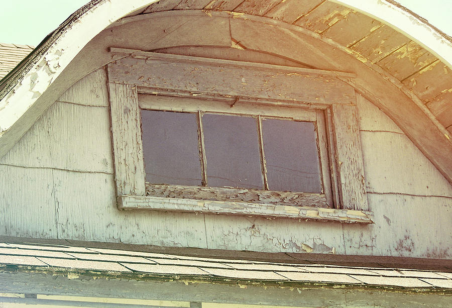 Window Photograph - Attic View by JAMART Photography